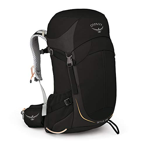 Osprey Sirrus 26 Women's Ventilated Hiking Pack - Black (O/S)
