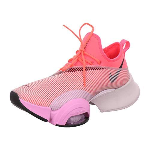 Nike Air Zoom Superrep, Zapatillas para Correr de Carretera para Mujer, Flash Crimson Black Beyond Pin, 39 EU