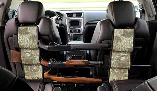 LOVIT Car Concealed Seat Back Gun Rack,Hunting Gear Seat...