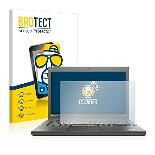 BROTECT Entspiegelungs-Schutzfolie kompatibel mit Lenovo ThinkPad T450 Non-Touch Bildschirmschutz-Folie Matt, Anti-Reflex, Anti-Fingerprint