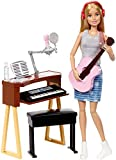 Barbie Musician Doll, Blonde & Playset [Amazon Exclusive]