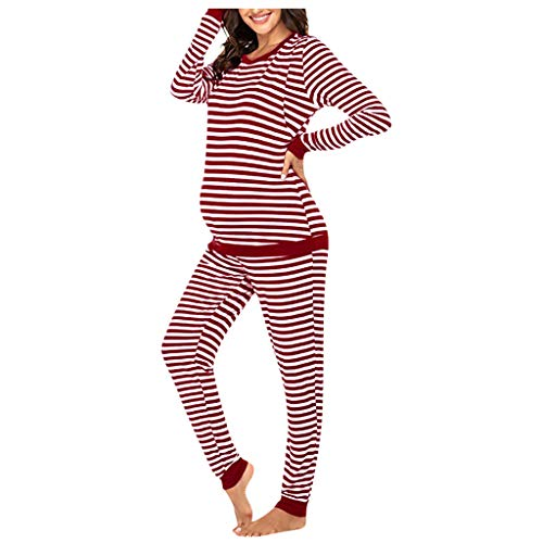 Baohooya Femmes Hommes No/ëL Sweat-Shirt 3D Renne Imprim/é Hiver Chic Sweatshirt Tops Blouse Pulls Haut Pullover V/êTements