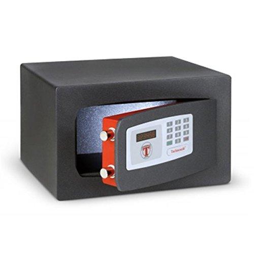 Technomax - Cassaforte A Mobile Digitale Mte/4 Con Display