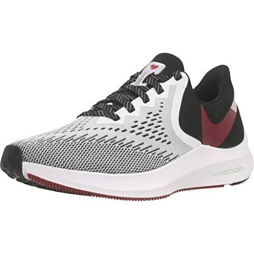 Nike Womens Zoom Winflo 6 Womens Running Shoe Aq8228-103 Size 7