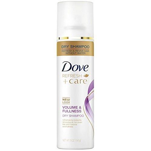 Dove Refresh + Care Dry Shampoo Volume & Fullness 5 oz (Pack of 6)