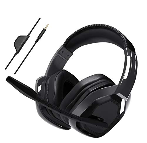 AmazonBasics Pro Gaming Headset - Black Accessories