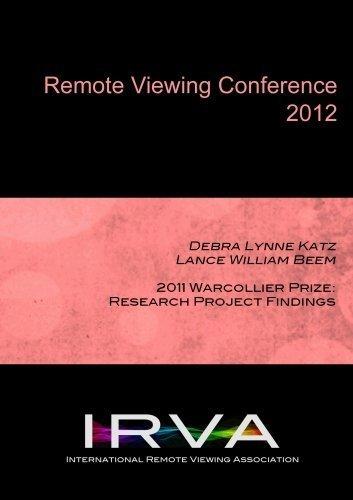 Debra Katz - Lance Beem - 2011 Warcollier Prize Research Findings (IRVA 2012)