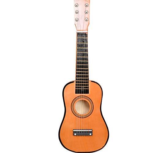 feeilty Klassische Kinder-Gitarren-Musikspielwaren Mit 6 Strings Educational Musikinstrumente Für Kinder
