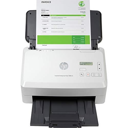 HP Scanjet Enterprise Flow 5000 s5.