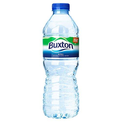Buxton minérale Naturelle Toujours 50cl d'eau (Pack de 24 x 500 ML)