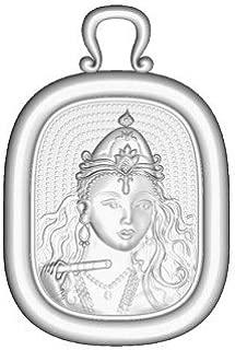 Chi Charms Saraswati Pendant (Sterling Silver)