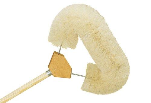 Redecker Staub-Besen mit Gewinde Mop
