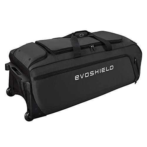 EvoShield Stonewall Wheeled Bag - Black