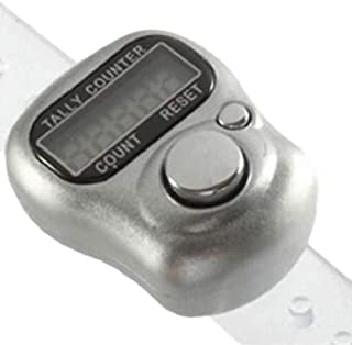 Generic Tasbeeh Tool Tally Counter - Silver
