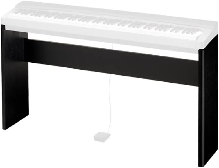 Max 68% OFF Casio CS-67BK Keyboard Stand for Pianos Digital Black Privia Very popular