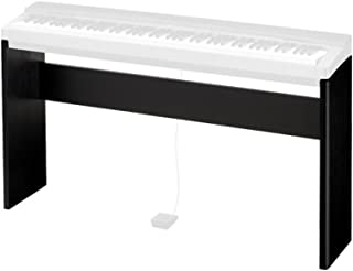 Casio CS-67BK Keyboard Stand for Privia Digital Pianos, Blac