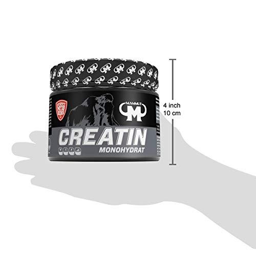 Mammut Creatin Monohydrat, magnesiumoptimiert, 300 g Dose - 3