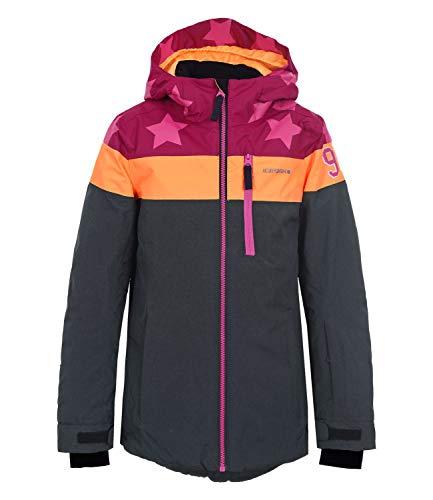 Icepeak Kinder Lane Skijacke rosa 128