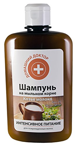 Shampoo mit Ziegenmilch Домашний доктор Шампунь с козьим молоком