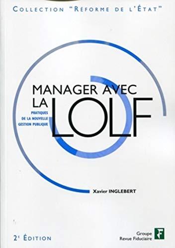 Manager avec la LOLF