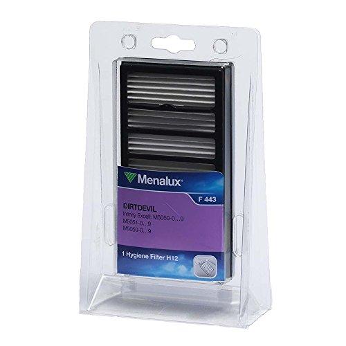 Menalux 900167081 F443 Filtre à Cassétte