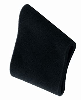 Stanley 25-1202 Foam Filter for 1-5 Gallon Wet/Dry Vacuums Fit for SL18910P-3 SL18130P SL18133 SL18129 1-Pack Black