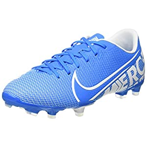 Nike Jr. Mercurial Vapor 13 Academy MG Kids' Multi-Ground Soccer Cleat