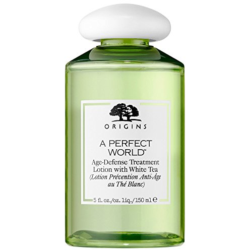 Origins A Perfect World Age-Defense Treatment Lotion with White Tea 5 oz by Origins