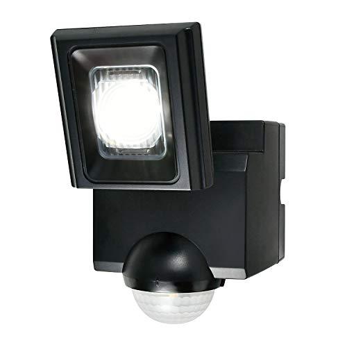 エルパ 乾電池式 センサーライト 1灯 お手軽サイズ 省エネ 安心の防水仕様 ESL-N111DC 白色LED