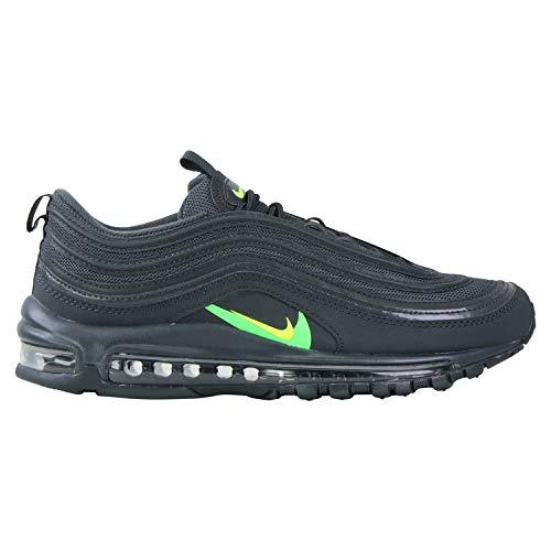 Nike Air Max 97 - Zapatillas deportivas (antracita), color verde, color Negro, talla 38.5 EU