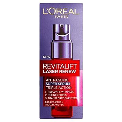 L'Oreal Paris Revitalift Laser Renew Super Serum, 30ml (packaging may vary) by L'Oreal
