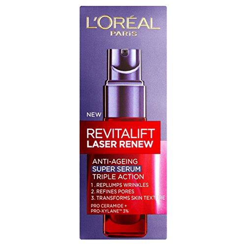 L'Oréal Paris Revitalift Laser Renew Serum.