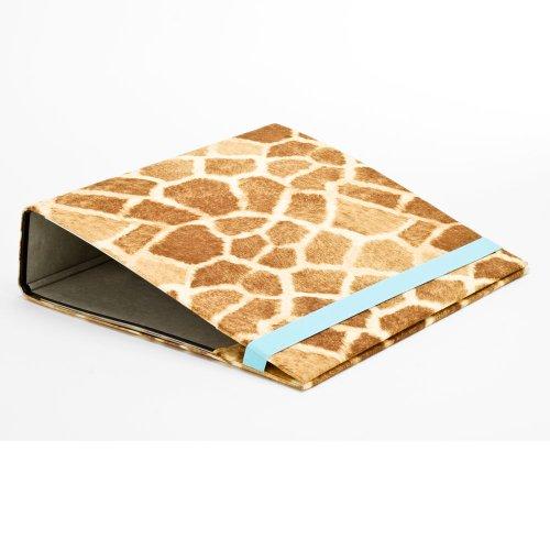 Archivadores de palanca cubrir FILEFUR 'Animal' jirafa