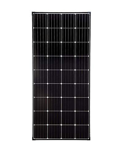 enjoy solar® Mono panel 180W 12V tecnología de celda PERC solar monocristalino de módulo...