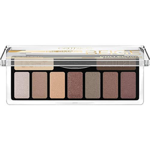Catrice The Smart Beige Collection Eyeshadow Palette 010 Nude But Not Naked - 1er Pack