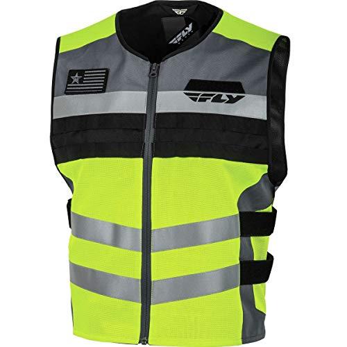 Fly Racing Fast-Pass Vest (Large/X-Large) (Hi-Vis)