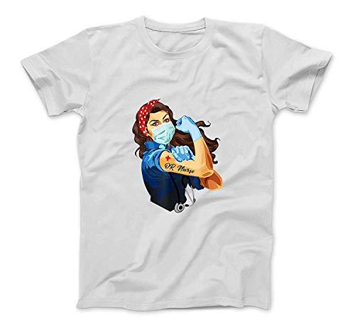 Damen V-Neck Kurzarm Top Basic Print-Shirt Saxophon Evolution 100/% Baumwolle Comedy Shirts V-Ausschnitt