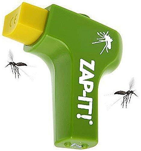 MM 18116 ZAP-IT! - Allarme antizanzare – colore casuale – clinicamente testato – non batterie multicolore, S