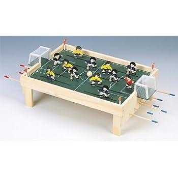 加賀谷木材サッカーゲーム