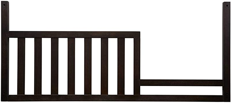 Baby Cache Glendale Toddler Guard Rail Charcoal Brown 23575 CBR