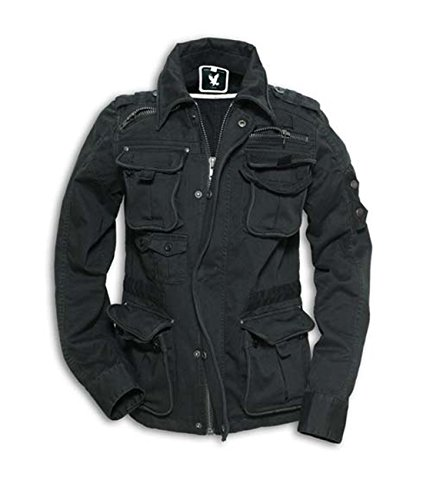 Surplus Herren Brooklyn Jacke, Schwarz, XXL