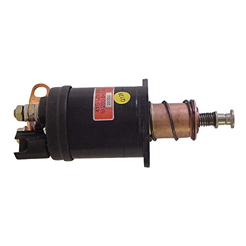 D7NN11390A New Fits Ford Tractor Solenoid Starter 2000 3000 4000 5000 3900 4100 +