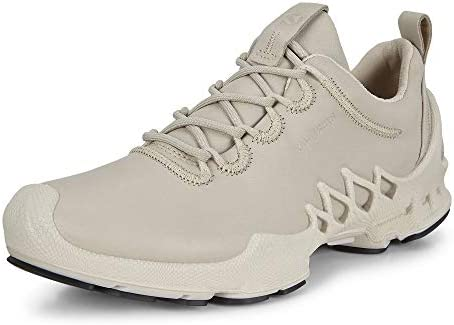 ECCO Women s Biom AEX Luxe Hydromax Water Resistant Running Shoe Gravel 6 6 5 product image