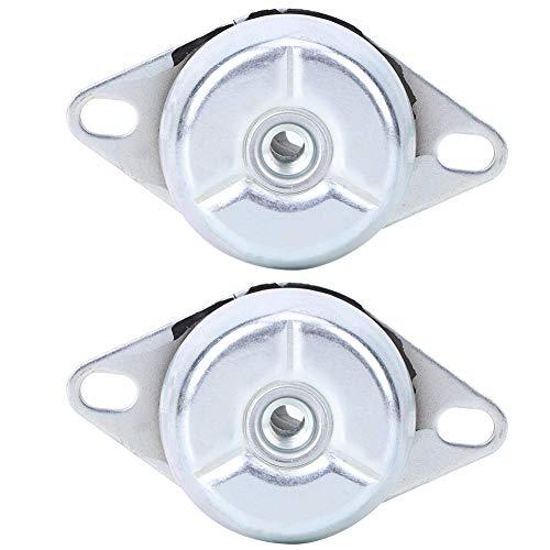 【Venta del día de la madre】Amortiguador de impacto en forma de campana, amortiguador de impacto FRH duradero, amortiguador de rosca M10 para generadores Motores de generador diésel Motor