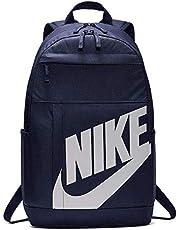 نايك حقيبة ظهر كاجوال يومية للرجال,بوليستر,ازرق