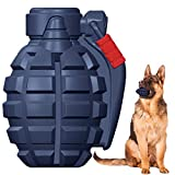 Dog Chew Toys for Aggressive Chewers Large Breed,Lifetime Replacement,Indestructible Interactive Treat Toys for Large Medium Small Dogs, Food Grade Tough Dog Toys,Fun to Chew,Chase and Fetch (Blue)