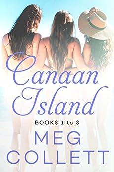 Canaan Island: Books 1-3 by [Meg Collett]