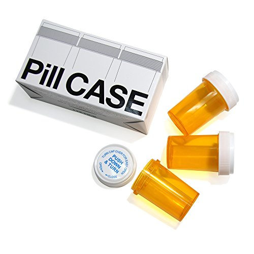 LIXTICK『PiLLCASEMEDIUM(3PACK/YELLOW)』
