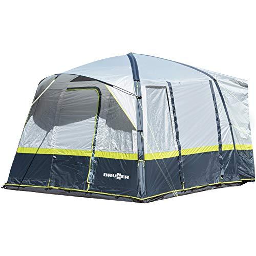 BRUNNER Trouper 2.0 Air Luft Zelt Aufblasbar Van Bus Vorzelt Camping 180-220
