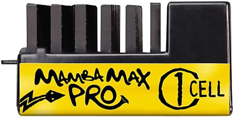 Castle Creations 010–0066–99Mamba Max Pro 1Zelle ESC